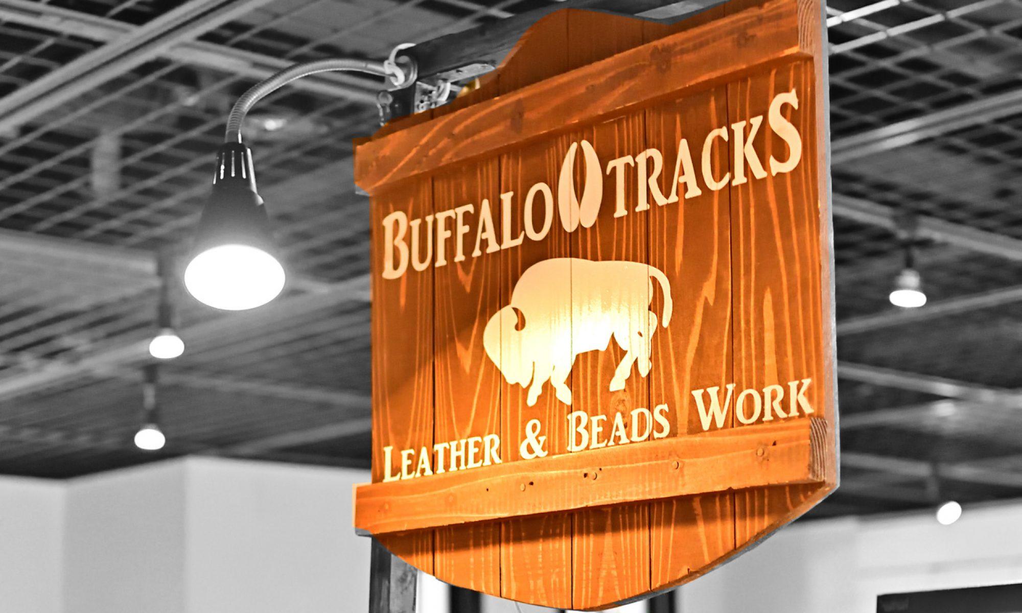 Buffalo Tracks