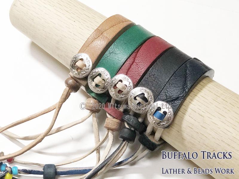 この時期おすすめ品 Leather Bracelet